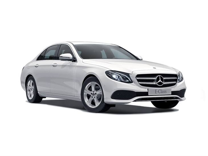 Mercedes E-Class tyres: find the most suitable for you | Pirelli